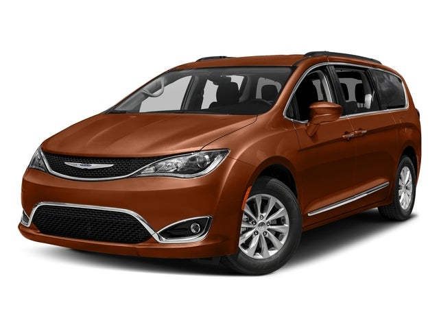 2018 Chrysler Pacifica Touring L Plus In Aurora Oh Ganley Dodge Jeep Ram
