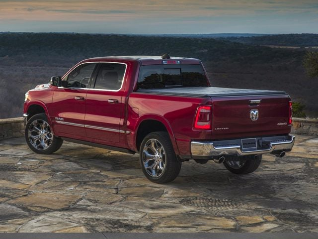 2019 Ram 1500 Laramie Longhorn In Aurora Oh Ganley Chrysler Dodge Jeep Of